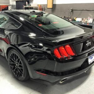 2015 Ford Mustang Paint Protection - ultra black