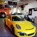 Porsche auto detailing - Auto Pro Detailing