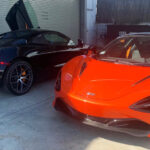 Super Cars - ceramic coating, paint protection film