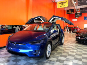 Tesla detail and paint protection - Auto Pro Detailing
