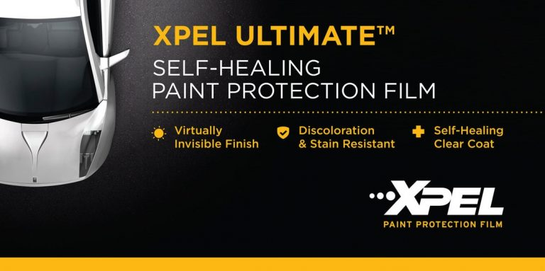 Xpel Ultimate: Self-Healing Paint Protection Film