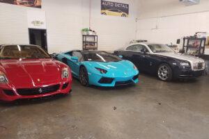 lamborghini, Bentley Ferrari ceramic pro dealer