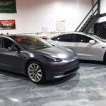 Tesla Full Vinyl Wrap - Auto Pro Detailing