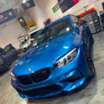 BMW Ceramic Coating & Vinyl Wrap